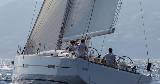 Noleggio barche Dufour Dufour 460 Grand Large a Níkiti su Samboat