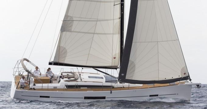 Noleggio Barca a vela a Níkiti – Dufour Dufour 520 Grand Large