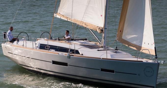 Noleggio yacht a Níkiti – Dufour Dufour 382 Grand Large su SamBoat