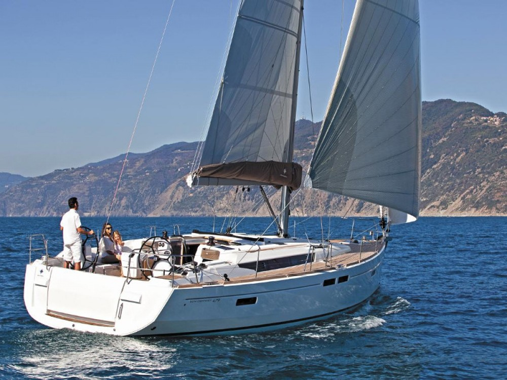 Noleggio yacht Marmaris - Jeanneau Sun Odyssey 479 su SamBoat