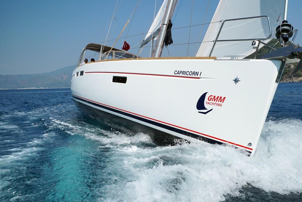 noleggio Barca a vela Marmaris - Jeanneau Sun Odyssey 479