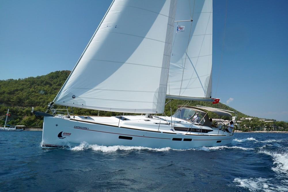 Noleggiare un'Jeanneau Sun Odyssey 479 Marmaris