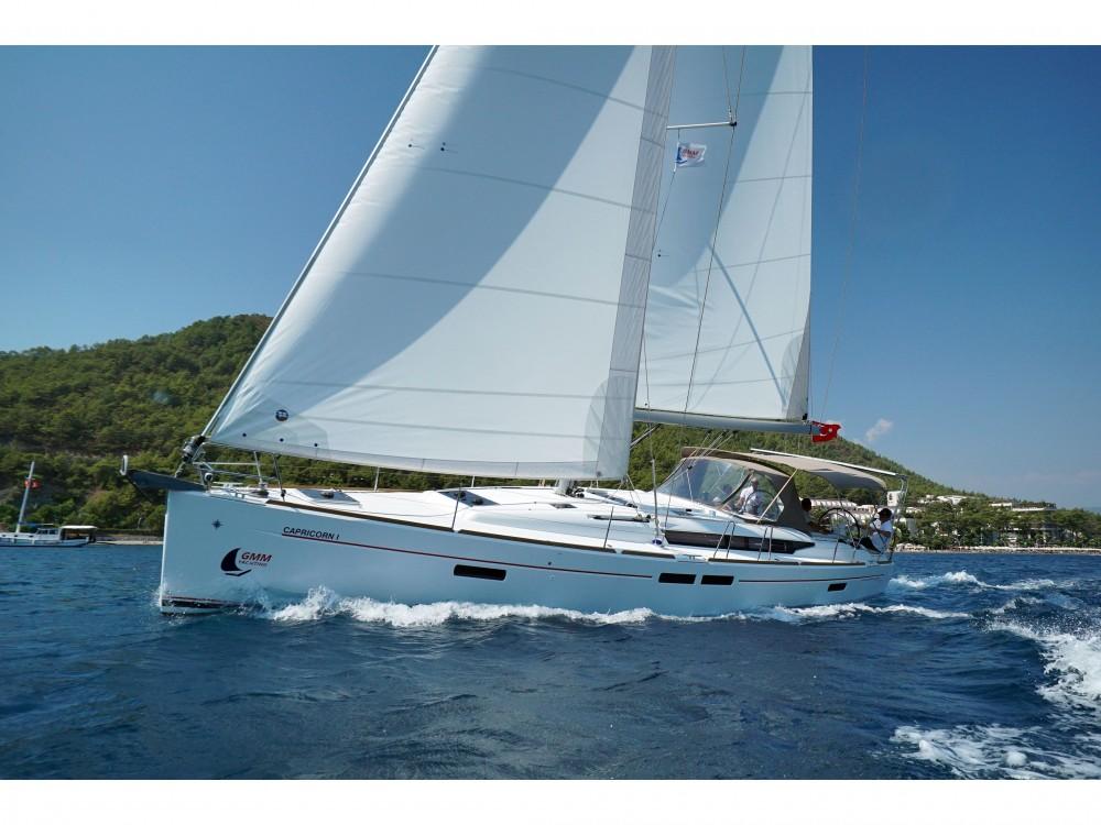 Noleggio Barca a vela con o senza skipper Jeanneau Marmaris
