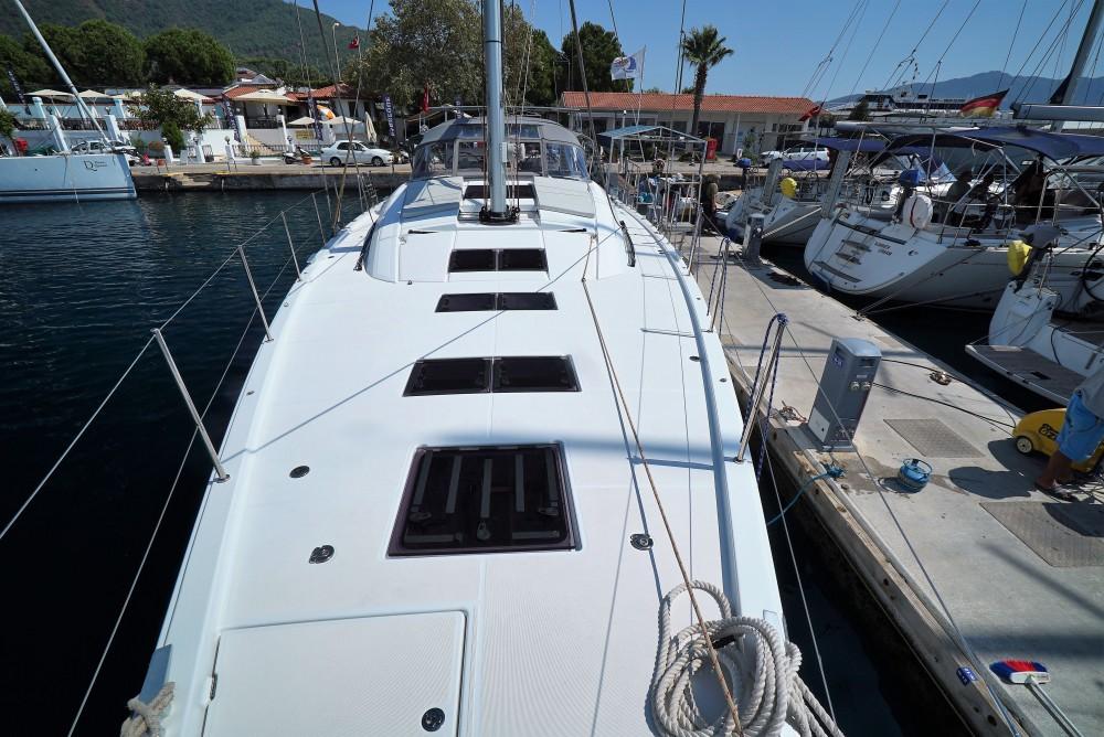 Noleggio barche Marmaris economico Jeanneau 64