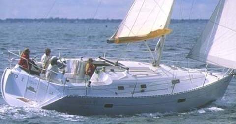 Noleggio barche Atene economico Oceanis 36.1