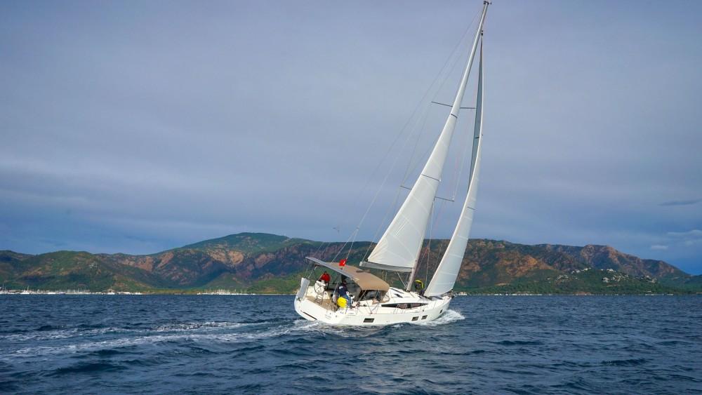 noleggio Barca a vela Marmaris - Jeanneau Jeanneau 51