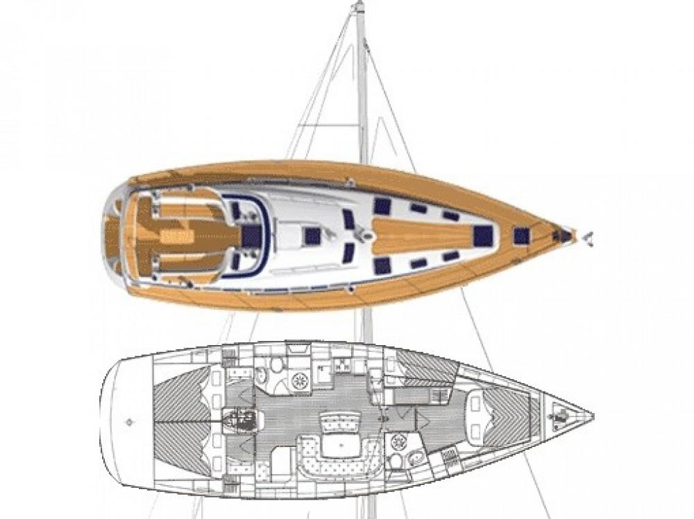Noleggio yacht Leucade - Bavaria Bavaria 46 Cruiser su SamBoat