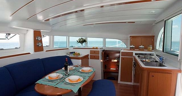 Noleggio Catamarano a Lefkada – Lagoon Lagoon 380 S2