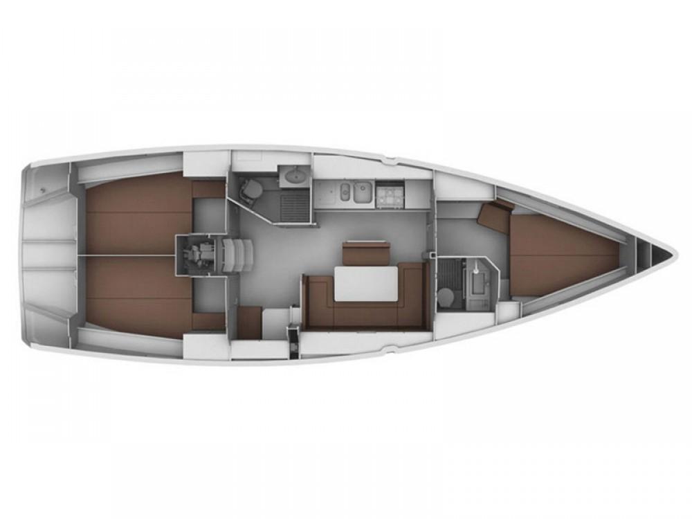 Noleggio barche Bavaria Bavaria 40 Cruiser Leucade su Samboat