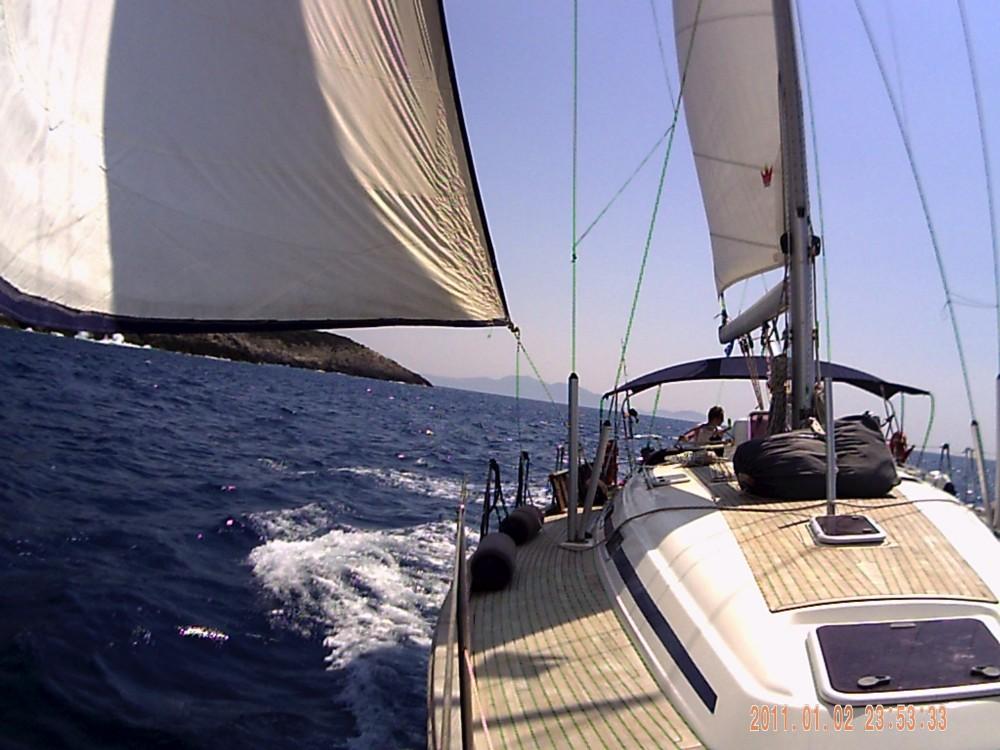 Barca a vela a noleggio Leucade al miglior prezzo
