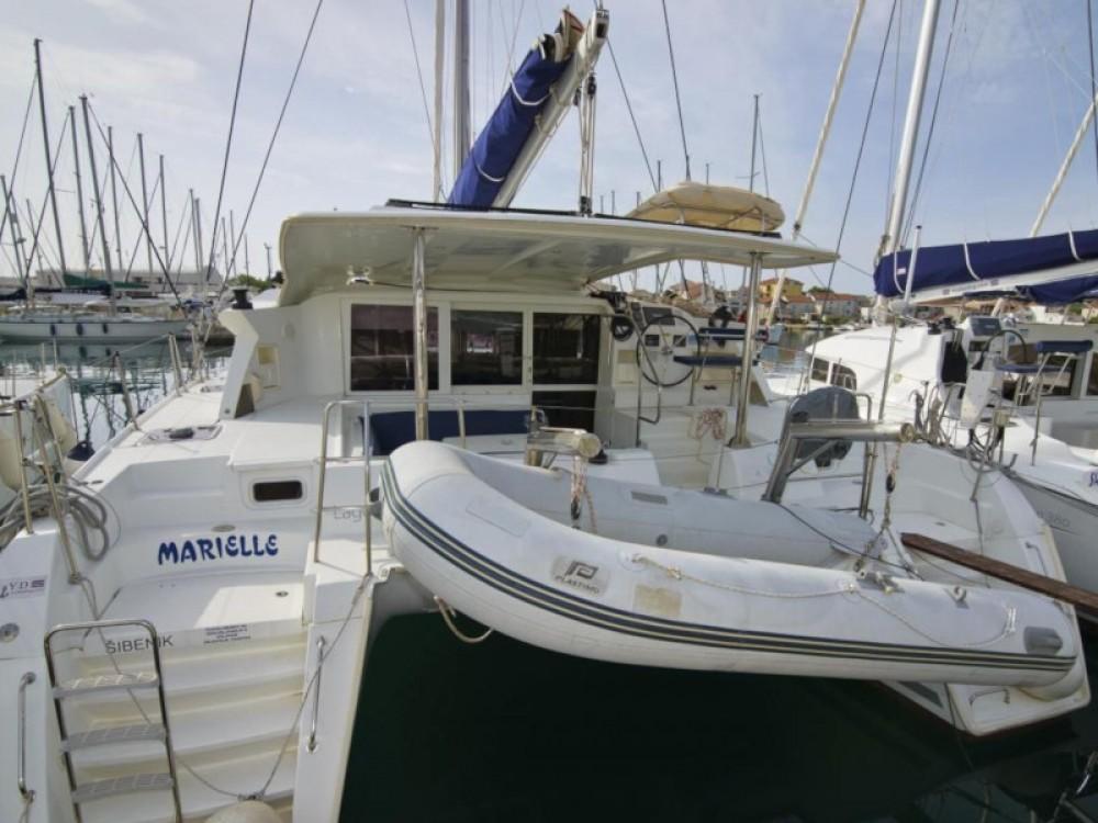 Noleggio Catamarano con o senza skipper Lagoon Murter