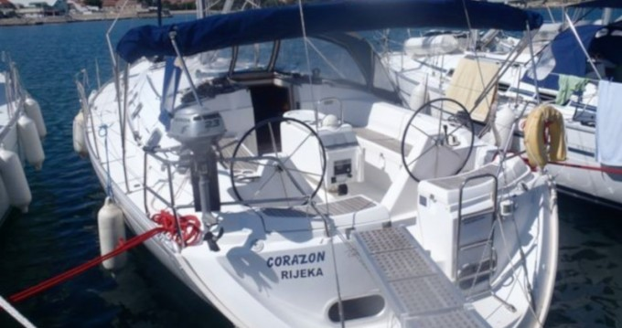 Noleggio barche Betina economico GibSea 43-4