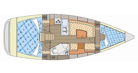 Noleggio yacht a Betina – Elan Impression 344 su SamBoat