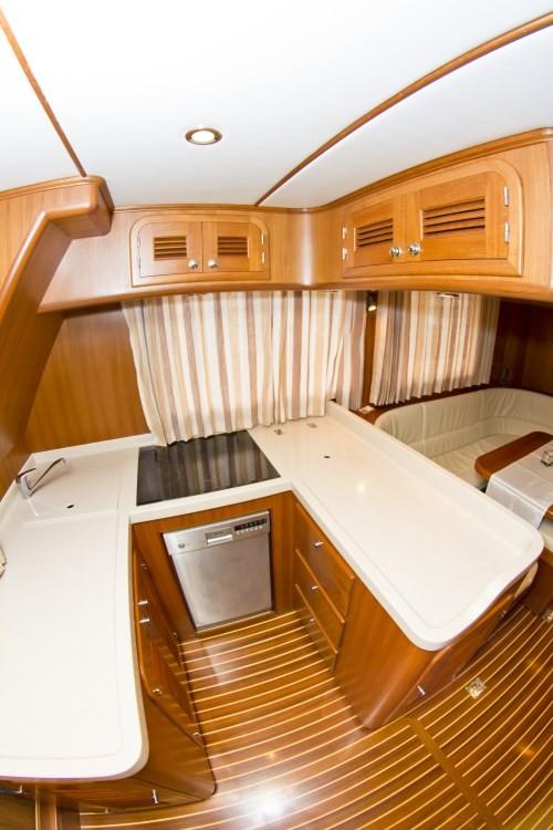 Noleggio yacht Capocesto - Adagio Adagio Europa 51.5 su SamBoat