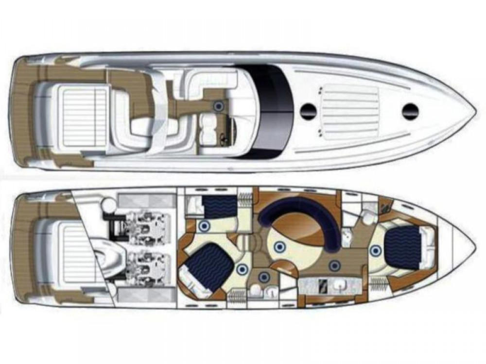 Noleggio Yacht con o senza skipper Princess Primošten