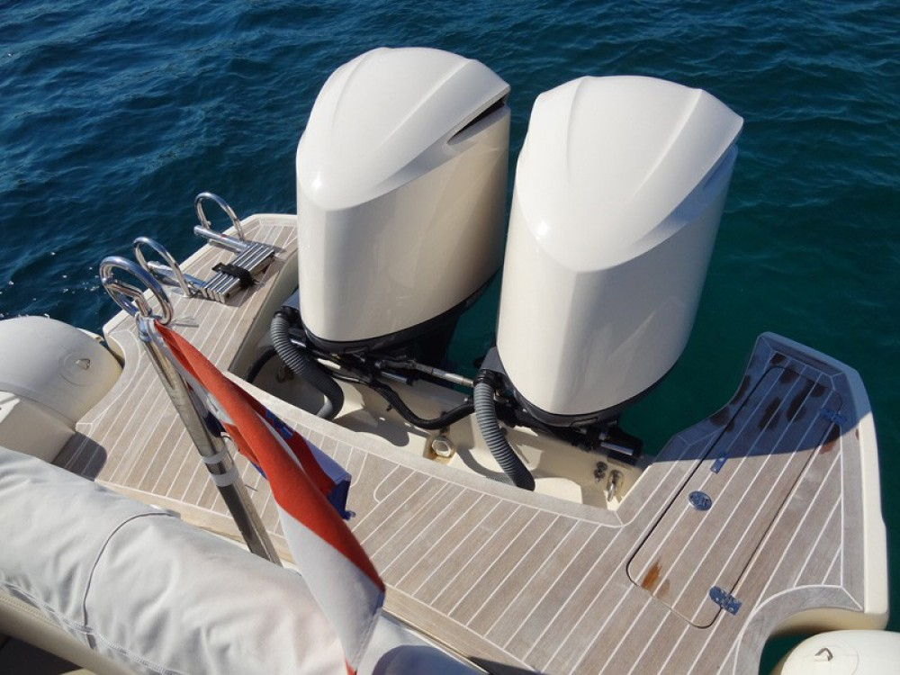 noleggio Barca a motore Capocesto -  MAR-CO e-motion 32
