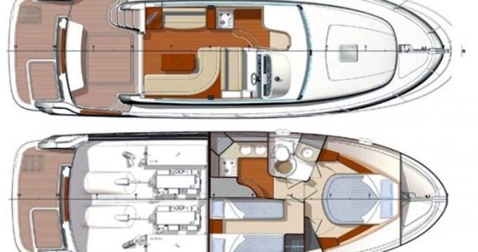 Noleggio Barca a motore con o senza skipper Jeanneau a Primošten