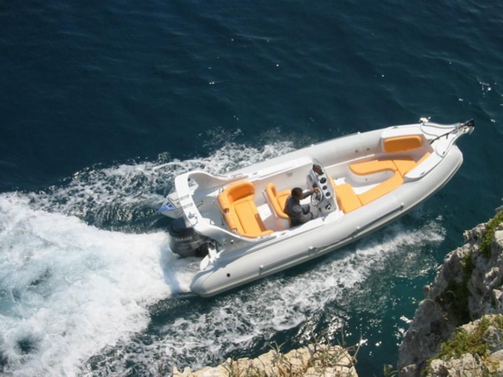 Noleggio barche Capocesto economico AGA Marine Spirit 640
