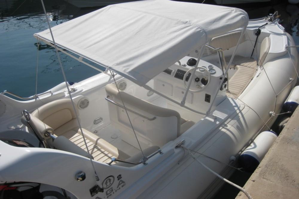 Noleggio yacht Capocesto -  AGA Marine Spirit 640 su SamBoat
