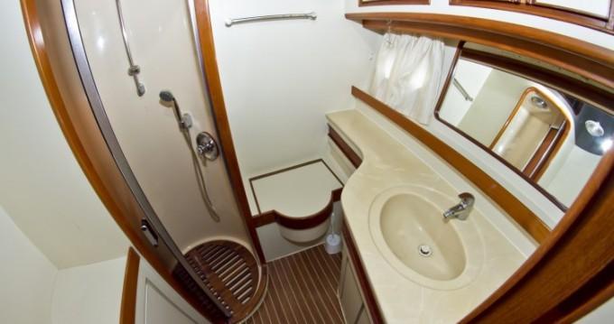 Noleggio Yacht Yaretti con patente nautica