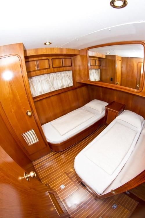 Yacht a noleggio Capocesto al miglior prezzo