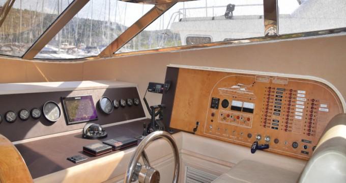 Noleggio Barca a motore a Primošten –  Johnson 56