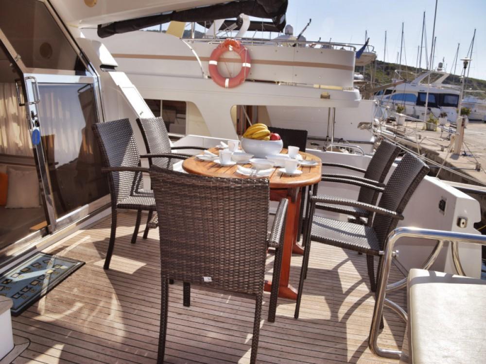 noleggio Barca a motore Capocesto -  Johnson 56
