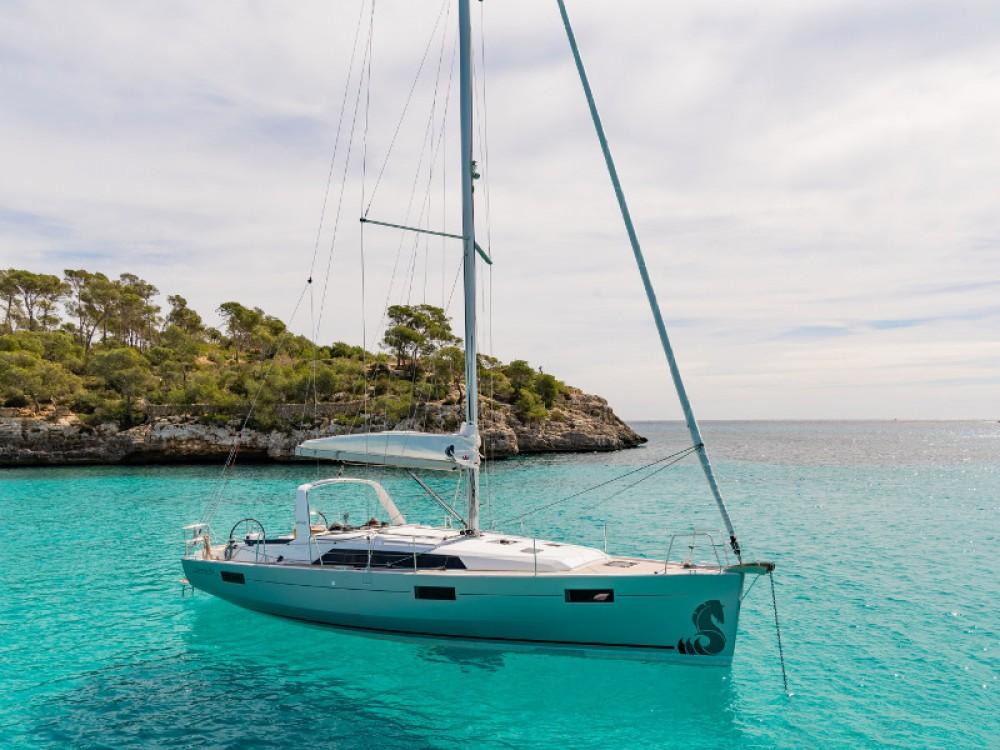 Noleggio barche Álimos economico Oceanis 41.1