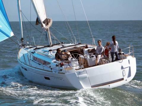 Noleggio barche Atene economico Sun Odyssey 469