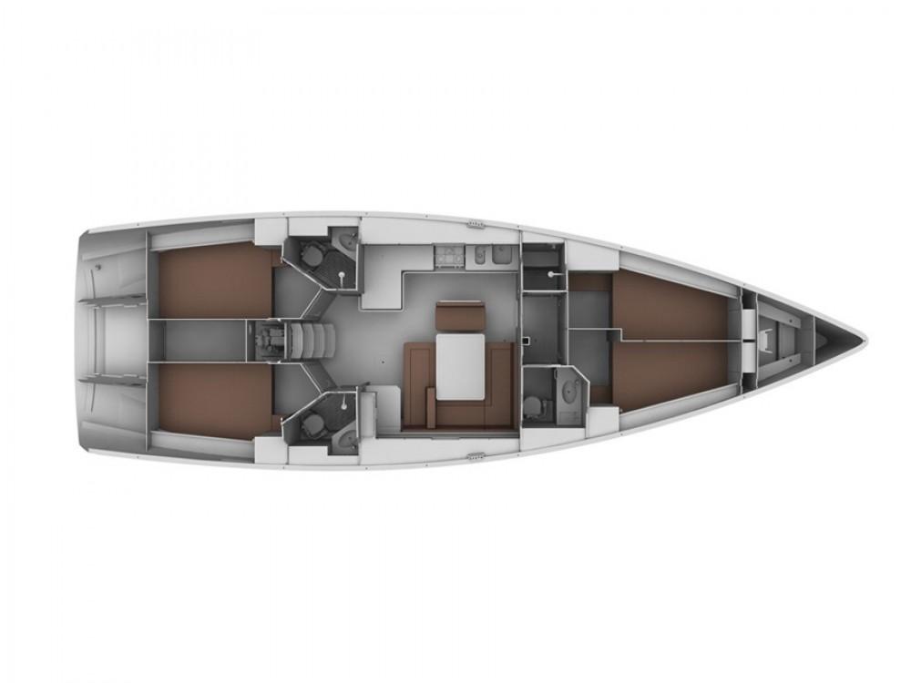 Noleggio barche Bavaria Bavaria Cruiser 45 Palma su Samboat