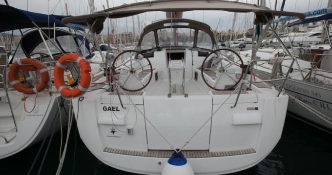 Noleggio barche Palma de Maiorca economico Sun Odyssey 439