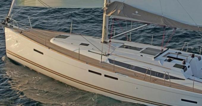 Noleggiare una Jeanneau Sun Odyssey 439 a Palma de Maiorca
