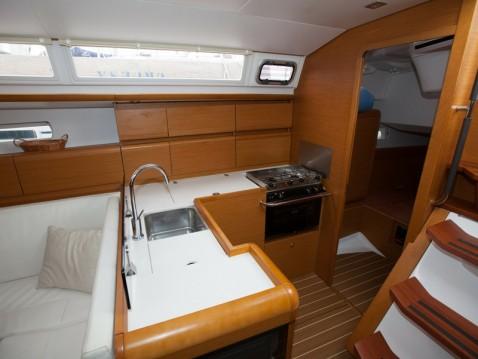 Noleggio yacht a Palma de Maiorca – Jeanneau Sun Odyssey 439 su SamBoat