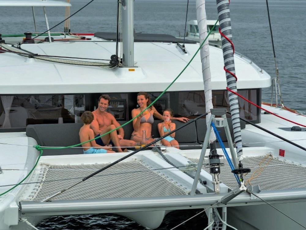 Noleggio barche Lagoon Lagoon 450 Sport Palma di Maiorca su Samboat