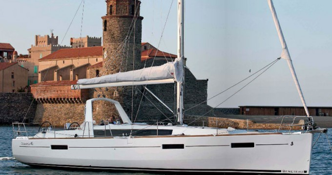 Noleggio Barca a vela a Palma de Maiorca – Bénéteau Oceanis 41
