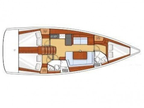 Noleggio yacht a Palma de Maiorca – Bénéteau Oceanis 41 su SamBoat