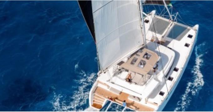 Noleggio yacht a Zante – Lagoon Lagoon 52 F su SamBoat