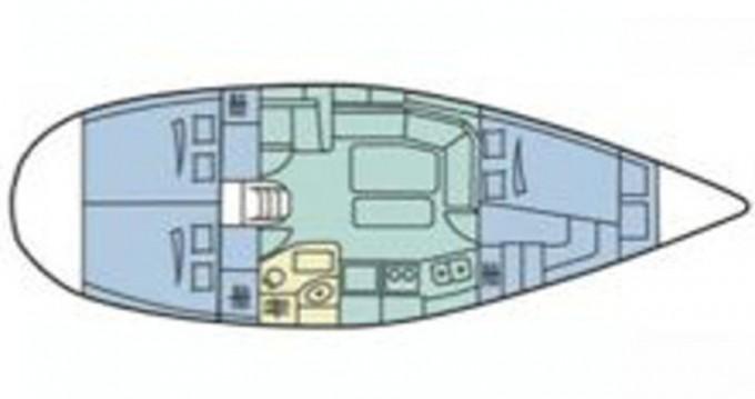Noleggio Barca a vela con o senza skipper Dufour a Traù