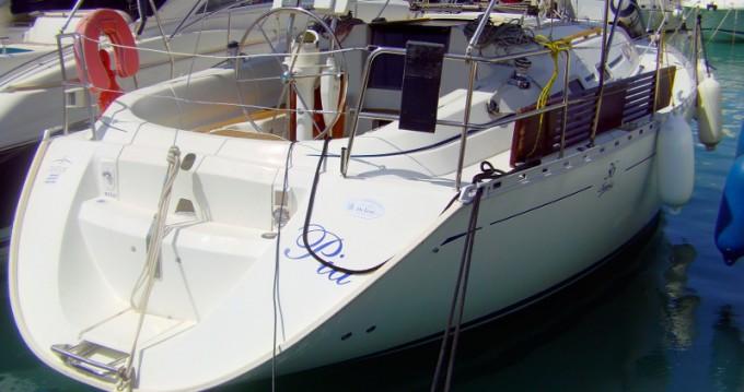 Noleggio barche Traù economico Dufour 36 Classic