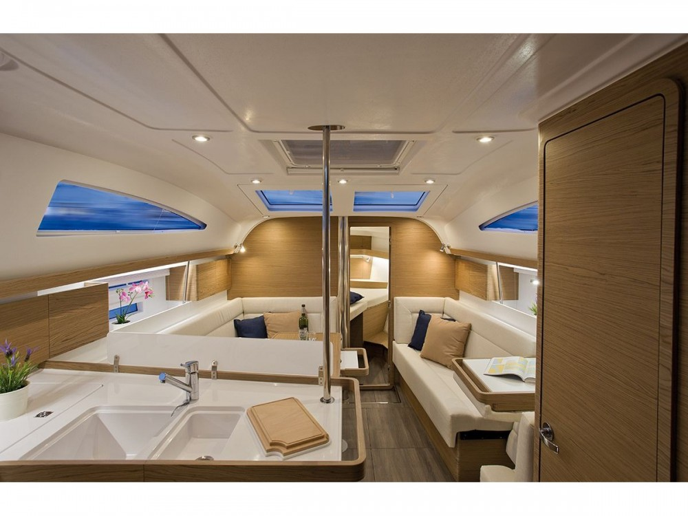 Noleggio Barca a vela con o senza skipper Elan Zara