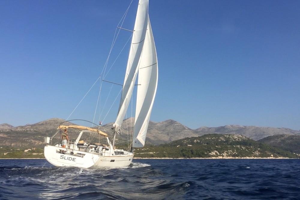 Noleggio barche  economico Oceanis 45 (4 cabs)