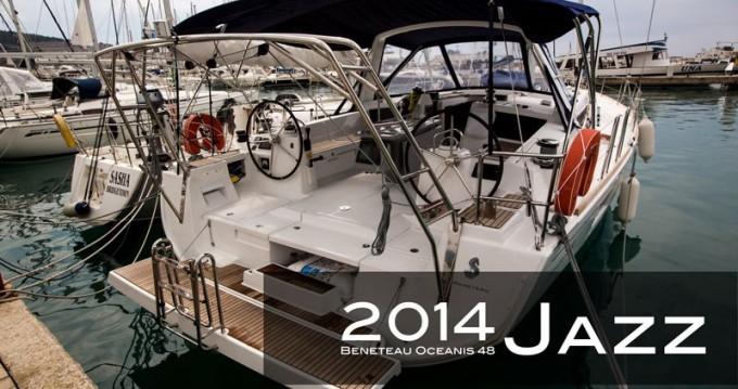Noleggio barche Tivat economico Oceanis 48 (4 cabins)