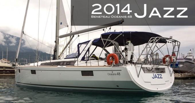 Noleggio Barca a vela a Tivat – Bénéteau Oceanis 48 (4 cabins)