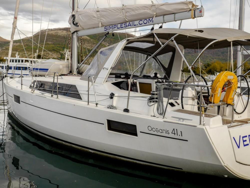 Noleggio barche Teodo economico Oceanis 41.1