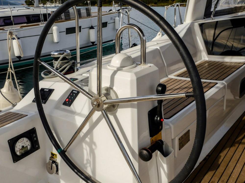 Noleggio yacht Teodo - Bénéteau Oceanis 41.1 su SamBoat