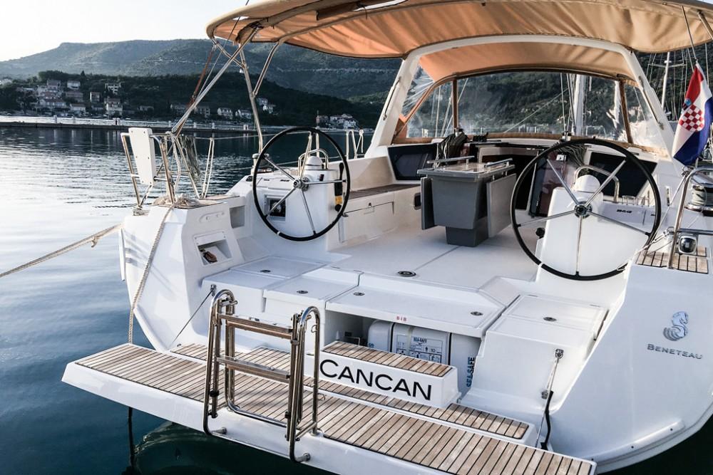 Barca a vela a noleggio Slano al miglior prezzo