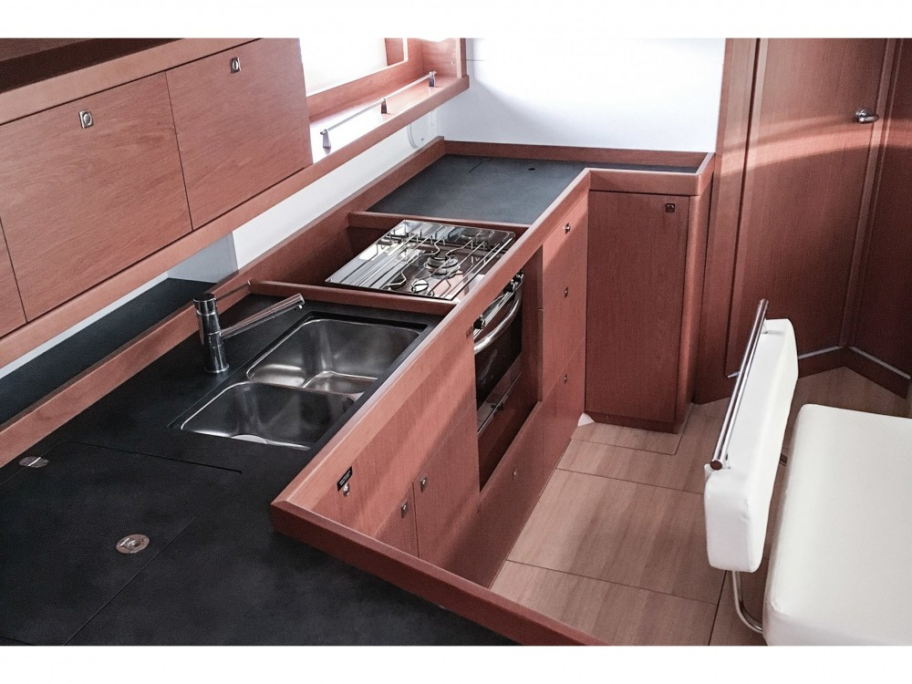 noleggio Barca a vela Slano - Bénéteau Oceanis 45 (4 cabs)