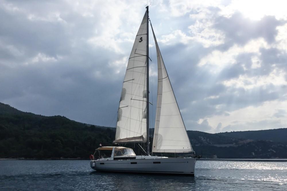 Noleggio yacht Slano - Bénéteau Oceanis 45 (4 cabs) su SamBoat