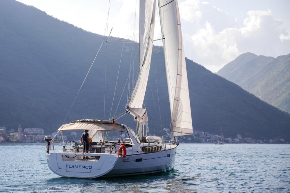 Noleggio yacht Teodo - Bénéteau Oceanis 45 (4 cabs) su SamBoat