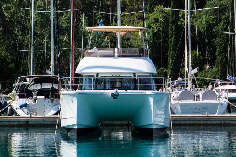 Noleggio barche Fountaine Pajot Fountaine Pajot MY 37[G] Slano su Samboat